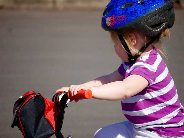 What Is The Benefits Biking For Your Kids